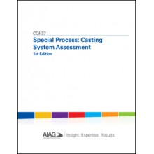 CQI-27 Special Process: Casting System Assessment
