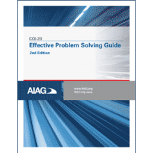 CQI-20 Effective Problem Solving Guide - 2nd Edition: 2018