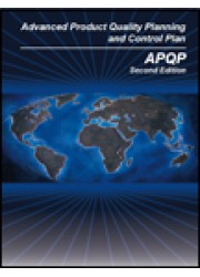 Advanced Product Quality Planning and Control Plan (APQP) 2nd Edition: 2008