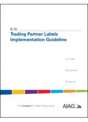 B-10 Trading Partner Labels Implementation Guideline