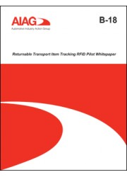 B-18 Returnable Transport Item Tracking (RFID Pilot) White Paper