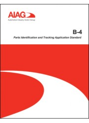 B-4 Parts Identification & Tracking Application Standard