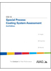 CQI-12 Special Process: Coating System Assessment