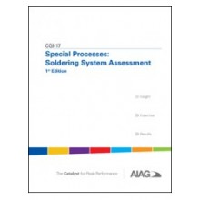 CQI-17 Special Process: Soldering System Assessment