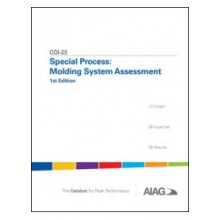 CQI-23 Special Process: Molding System Assessment