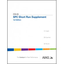 CQI-26 SPC Short Run Supplement