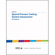 CQI-27 Special Process: Casting System Assessment 2nd Edition: 2018