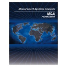 Measurement Systems Analysis (MSA) 4th Edition