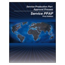 Service Production Part Approval Process (Service PPAP)
