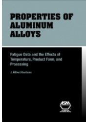 Properties of Aluminum Alloys: Fatigue Data and Effects of Temperature, Product Form, and Processing