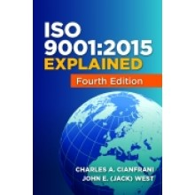 ISO 9001:2015 Explained, Fourth Edition