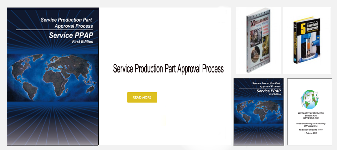 Service Production Part Approval Process