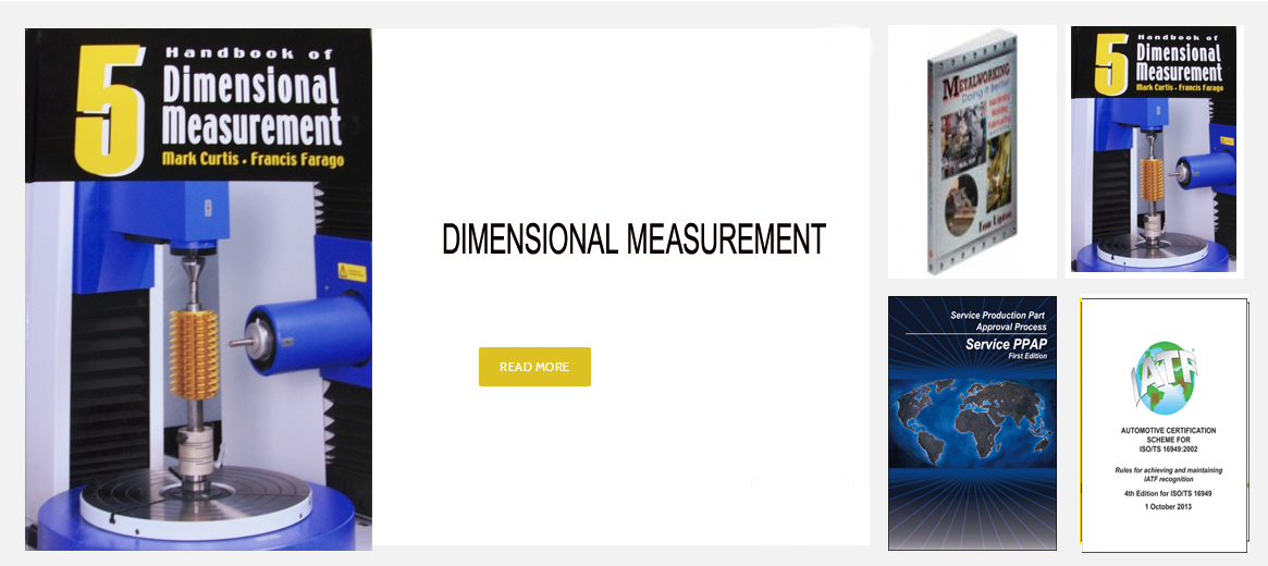 Hand Book Dimensional Measurement