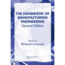 Handbook of Manufacturing Engineering, Second Edition - 4 Volume Set