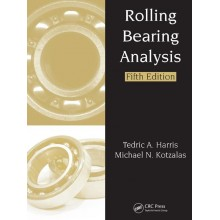 Rolling Bearing Analysis, Fifth Edition - 2 Volume Set