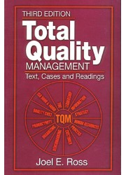 Total Quality Management: Text, Cases, and Readings 3rd Edition
