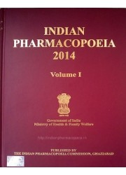 Indian Pharmacopoeia  7th Edition: 2014 With Addendum 2015 and 2016