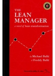 The Lean Manager : A Novel of Lean Transformation