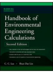 Handbook of Environmental Engineering Calculations 2nd Edition