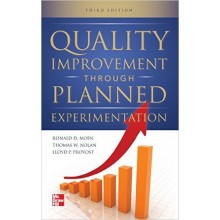 Quality Improvement Through Planned Experimentation, 3rd Edition