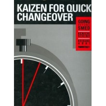 Kaizen for Quick Changeover Going Beyond (SMED)
