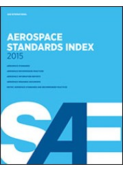 Aerospace Standards Index - 2016