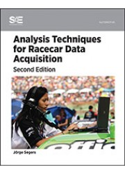 Analysis Techniques for Racecar Data Acquisition 2nd Edition