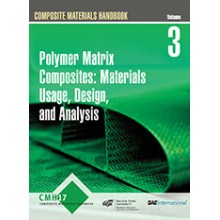Composite Materials Handbook Volume 3 Polymer Matrix Composites Materials Usage Design and Analysis