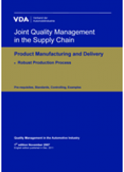 Product Manufacturing and Delivery - Robust Production Process, Pre-requisites, Standards, Controlling, Examples
